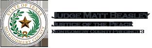 Justice of the Peace – Precinct 3